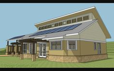passive house plans : The Passive Solar House Plans – Designs and ...
