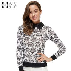 Now available!! Limited editions!!! http://designsbyzuedi.myshopify.com/products/hee-grand-women-sweater-2017-spring-casual-floral-slim-tricotado-knitted-pullover-blusas-femininas-inverno-pull-femme-wzy003?utm_campaign=social_autopilot&utm_source=pin&utm_medium=pin HEE GRAND Women S...