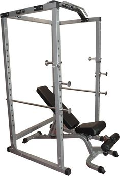 Valor Fitness Heavy Duty Power Rack/Squat Rack w/Chrome Pull Up Bar and Power Cage Weight Rack, Diy Home Gym, Gym Accessories, Weight Benches, Pull Up Bar, Power Rack, Best Rated, No Equipment Workout, Fitness Equipment