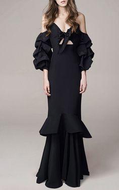 Johanna Ortiz Spring Summer 2016 Look 39 on Moda Operandi