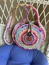 fabric covered clothesline baskets on pinterest - Yahoo Image Search Results