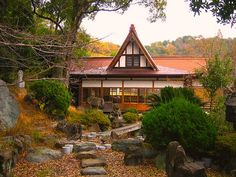 Shikoku, Japan is considered a step back in time.