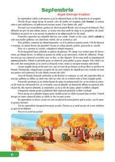 Limba si Literatura Romana - Clasa a III-a Semestrul I Teacher Supplies, School Lessons, Worksheets For Kids, Kids And Parenting, Kindergarten, Preschool, Teaching, Education, Children