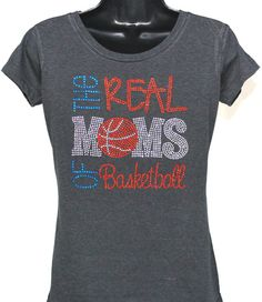 ON SALE  Basketball Mom  The Real Moms of by TheTeeShirtMakers