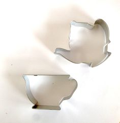 Tea Party Cookie Cutter Set by SugarFoxShop on Etsy https://www.etsy.com/listing/212851260/tea-party-cookie-cutter-set
