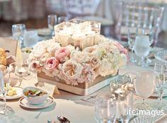 25 Stunning Wedding Centerpieces - Part 14 by Belle The Magazine