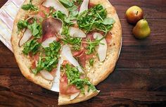 Pear and Prosciutto Pizza | 29 Delicious Ways To Eat More Pears