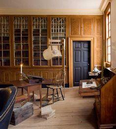 George Washington's Study | George Washington's Mount Vernon