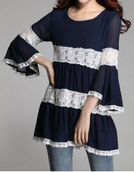 Blouses | White And Cute Blouses For Women Cheap Online At Wholesale Prices | Sammydress.com Page 3