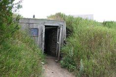 The Ingalls' underground home.