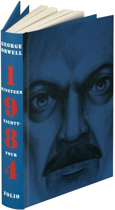 "Haunting Illustrations for Orwell's 1984, Introduced by the Courageous Journalist Who Broke the Edward Snowden Story - ""It was a bright cold day in April, & the clocks were striking 13."""