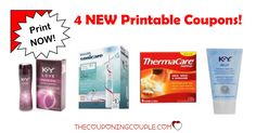Print these 4 NEW Printable Coupons that were just released this morning! Get $19 in Savings before they are gone!  Click the link below to get all of the details ► http://www.thecouponingcouple.com/4-new-printable-coupons-11-22-17/ #Coupons #Couponing #CouponCommunity  Visit us at http://www.thecouponingcouple.com for more great posts!