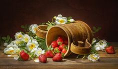 35PHOTO - Лебедева Светлана - С ароматом цветущего шиповника и клубникой