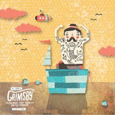 As The Crow Flies, by Nicole LaRue (www.smallmadegoods.com)