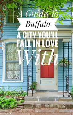 A Guide To Buffalo, NY – A City To Fall In Love With via @onemoderncouple