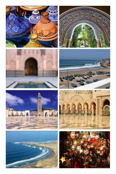 ✈ Morocco Casablanca, Marrakech, Saadian Tombs, El Bani Palace...... BUT MOST OF ALL RIDE  A CAMEL on the Beach or Desert or Anywhere !!!! I HAVE TO DO THAT  One day I hope