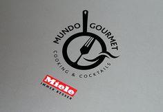 Diseño logotipo para clases de cocina 2014 en Miele