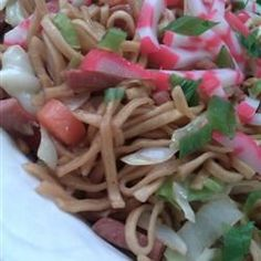 Fried Noodles Recipes Hawaii | Hawaiian style fried noodles photo by chicaloca_808 - Allrecipes.com ...