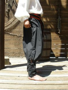Boss Wench Pirate Pants - I miss my pair so much.  $45