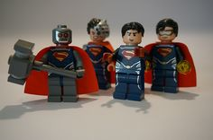 Reign of the Supermen! by mattzitron, via Flickr