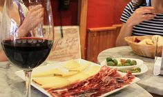 Jamón Ibérico de Bellota is one of Spain's most important foods. Find out all about it (and have a generous taste) on the Signature Madrid Food Tour!