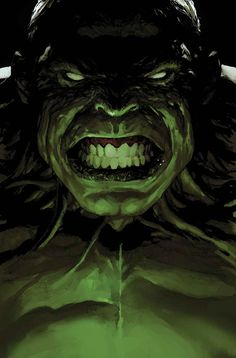 """Hulk.  When people ask """"what's going on in that head of yours?"""".  If they had to ask - this is probably the answer lol!"""