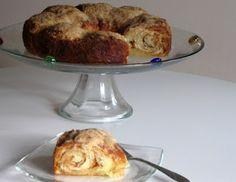 Cinnamon Croissant Ring