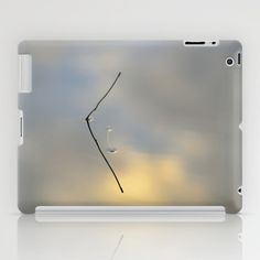 Reflections in nature iPad Case by Guido Montañés - $60.00