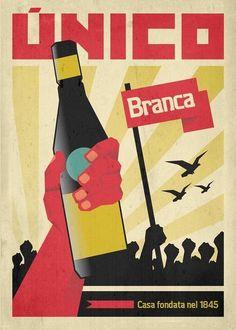Fernet Branca Arte Único 2013