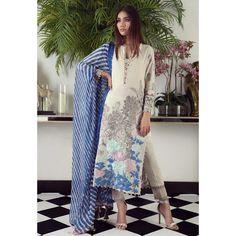 Dress Summer Dresses Casual Summer Best Of Sana Safinaz Muzlin Collection 2019 Summer Lawn Suits Summer Dress Outfits, Casual Summer Dresses, Stylish Dresses, Dress Summer, Beige Dress Outfit, Beige Dresses, Pakistani Salwar Kameez, Pakistani Dresses, Pakistani Suits