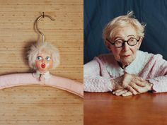 Phyllis - Artist take amazing photos of humans dressed as vintage dolls - Pictures - CBS News