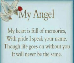 My angel ღ