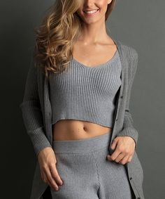 Look what I found on Twilight Crepe Rib Cardigan Ribbed Cardigan, Twilight, Crop Tops, Lemon, Boards, Stuff To Buy, Fashion, Cropped Tops, Planks