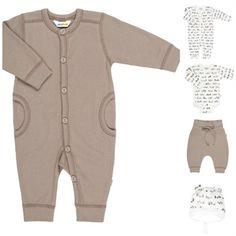 Joha babytøj - unisex! Økologisk bomuld fra Joha