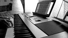 Panna a netvor (Motiv panny) - (Piano COVER) - YouTube