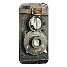 Sold! Thank you so much Jon! Vintage Brillant Camera iPhone 5 Case #iphone5 #cases #covers #vintage #camera