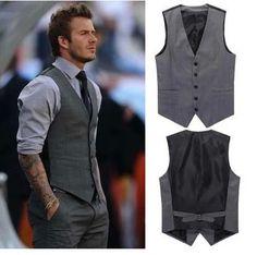 David Beckham's vest