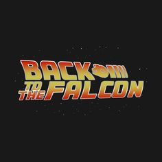 Awesome 'Back+to+the+Falcon' design on TeePublic!
