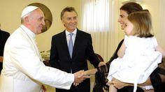 NOTICIAS VERDADERAS: FRANCISCO, MAURICIO Y LA POSIBILIDAD DE REESCRIBIR...