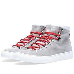 Diemme Marostica Mid (Plaster & Parrot) Queer Fashion, Fashion Shoes, Mens Fashion, Fashion Outfits, Sneaker Boots, Dapper, Converse Chuck Taylor, Balenciaga, High Top Sneakers