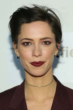 Actress Rebecca Hall attends the world premiere of 'Tumbledown' during the 2015 Tribeca Film Festival at BMCC Tribeca PAC on April 18 2015 in New. Rebecca Hall, English Actresses, Actors & Actresses, Tribeca Film Festival, Julie Andrews, Legs For Days, New Haircuts, Hollywood, Pixie