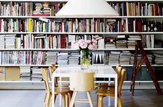 I´m currently working on five very fun interior projects and most of the clients are interested in finding a nice solution for their books. Bookshelves are not only for the books themselves but cou...