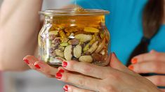 Nuts in Honey Pickles, Cucumber, Seeds, Tacos, Honey, Mexican, Ethnic Recipes, Food, Meal