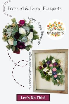 I create 21st Century Pressed Botanical Designs and can turn your beautiful flowers into pressed/dried works of art. With 6 years of experience drying and arranging pressed flowers, I create personalized botanical keepsakes to be cherished for a lifetime. #chicago #chicagobasedcompany #weddingflowers #driedweddingflowers #pressedweddingflowers #floraldesign Drying Flowers, Cut Flowers, Dried Flower Arrangements, Wedding Arrangements, Garden Plants, House Plants, Cut Flower Garden, Pressed Flower Art, How To Preserve Flowers