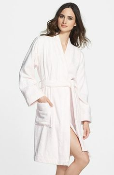 4148dd03eb Lauren Ralph Lauren Cotton Terry Robe available at  Nordstrom French Terry