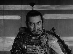 Throne of Blood - Gotta love Mifune.