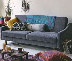 1000 images about sofa beds on pinterest sleeper sofas - Couch bed for studio apartment ...