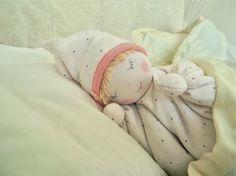 Paso a paso almohada para bebe