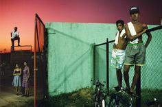 ALEX WEBB Sancti Spiritus, Cuba, 1993