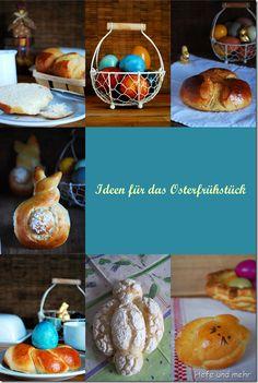 Ideen für das Osterfrühstück / Ideas for the Easter Breakfast